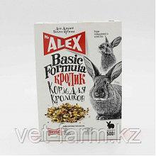 "Mr.Alex Корм Для Кроликов ""Кролик"" , Basic 500г"