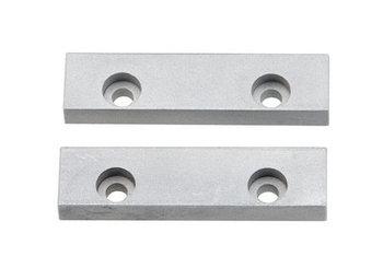 Сменные губки, алюминиевые для арт. 721/6 и 721Q/6 - 722.1AL UNIOR