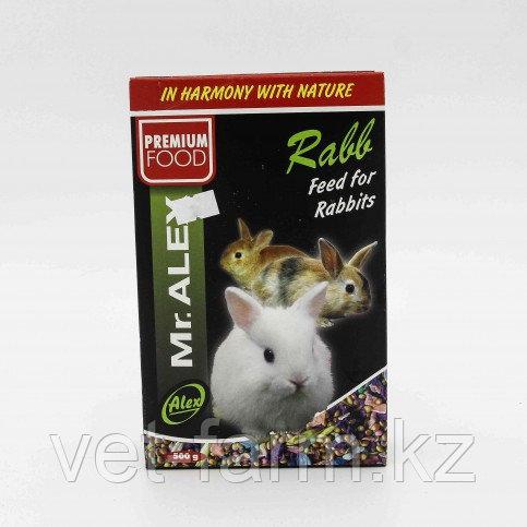 Корм Для Кроликов Mr.ALEX Кролик 500г