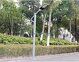 Консольный уличный светильник светодиодный 200 ватт, СКУ, светильник на опоры, фонари на улицу, фото 4