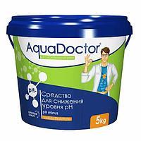 Средство для бассейнов AquaDoctor pH Minus