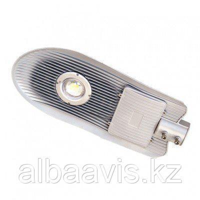 Консольный уличный светильник светодиодный 50 ватт, СКУ, светильник на опоры, фонари на улицу