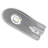 Консольный уличный светильник светодиодный 50 ватт, СКУ, светильник на опоры, фонари на улицу, фото 2