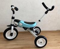 Компактный складной велосипед Nadle
