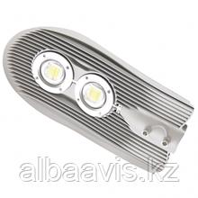 Консольный уличный светильник светодиодный 100 ватт, СКУ, светильник на опоры, фонари на улицу