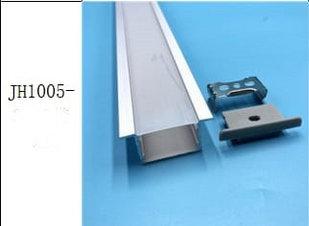 Алюминиевый профиль для светодиодных лент JH-1005