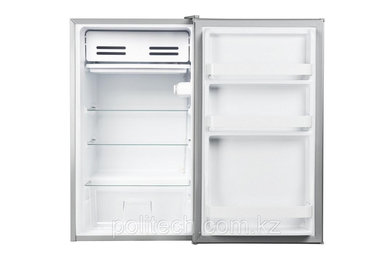 Холодильник однокамерный ARDESTO DFM-90X / Вх85, Шх47, Гх45 / статика / мех. управление / 93л / А+ / нерж.