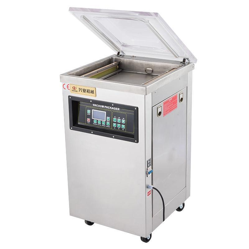 Вакуумный упаковщик с функцией наполнения газом DZ-500/1G