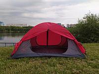Туристические походные палатки...