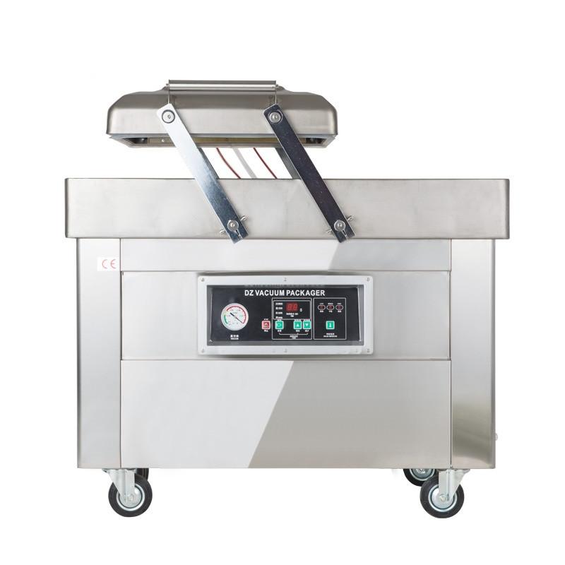 Газовый вакуумный упаковщик DZ-400/2SBG