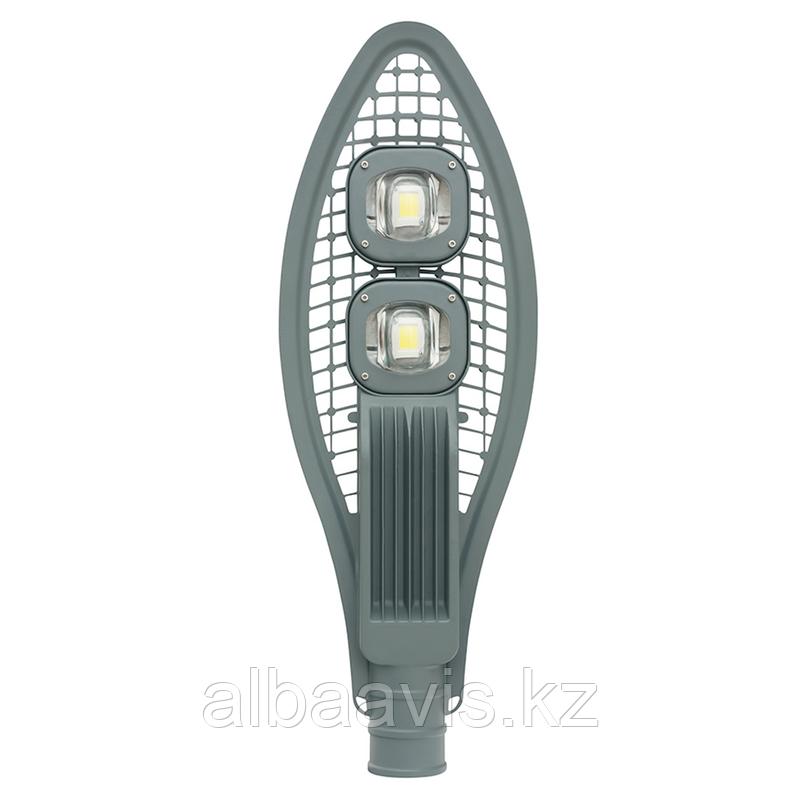 Светодиодный консольный уличный светильник 100 ватт, СКУ, светильник на опоры, фонари на улицу