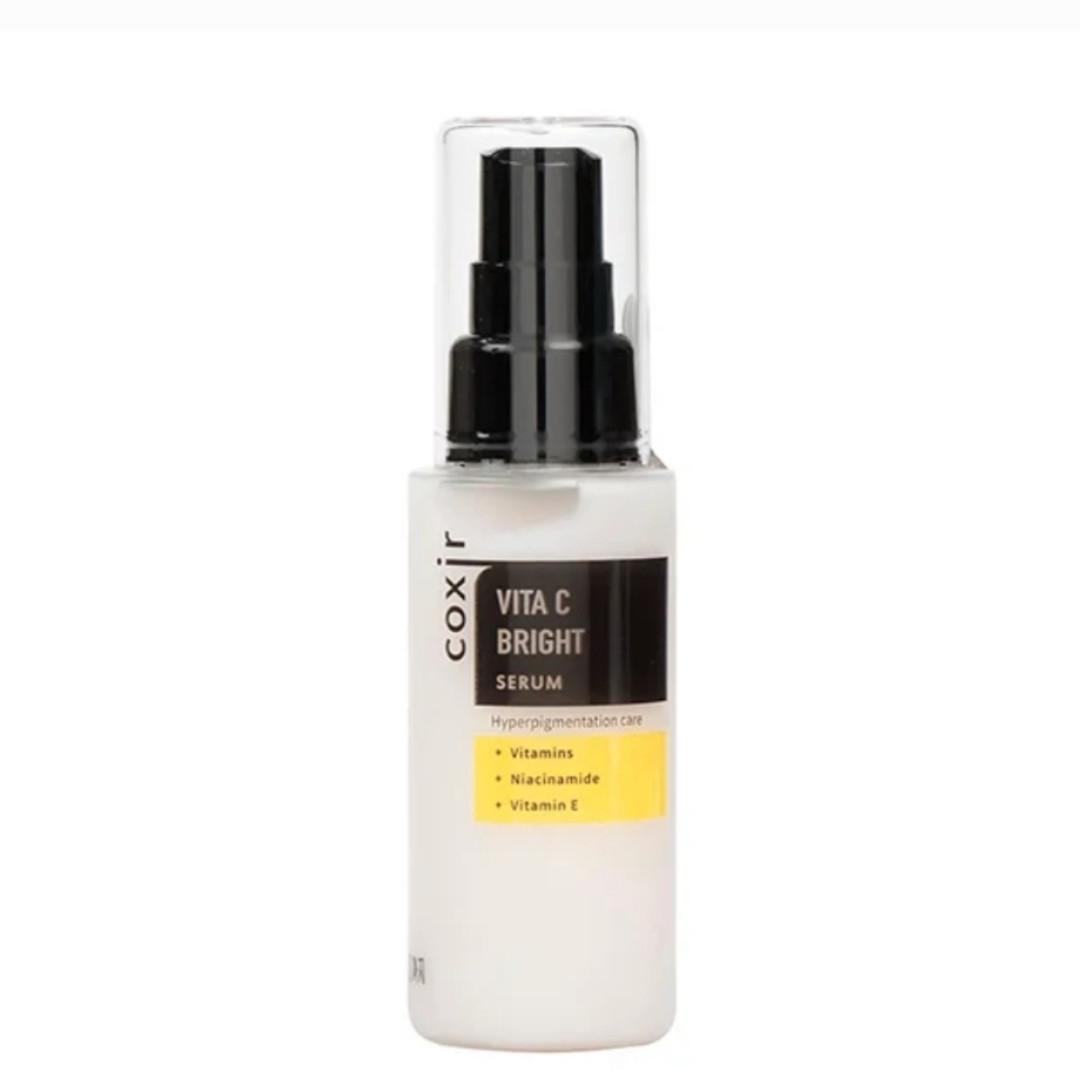 Сыворотка выравнивающая тон кожи с витамином С, Coxir Vita C Bright Serum, 50 мл.