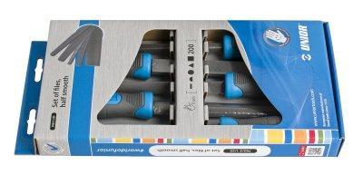 Набор напильников личных в картонной упаковке - 762/5 1/2S UNIOR