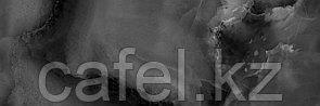 Кафель | Плитка настенная 25х75 Асуан | Asuan 5 черный