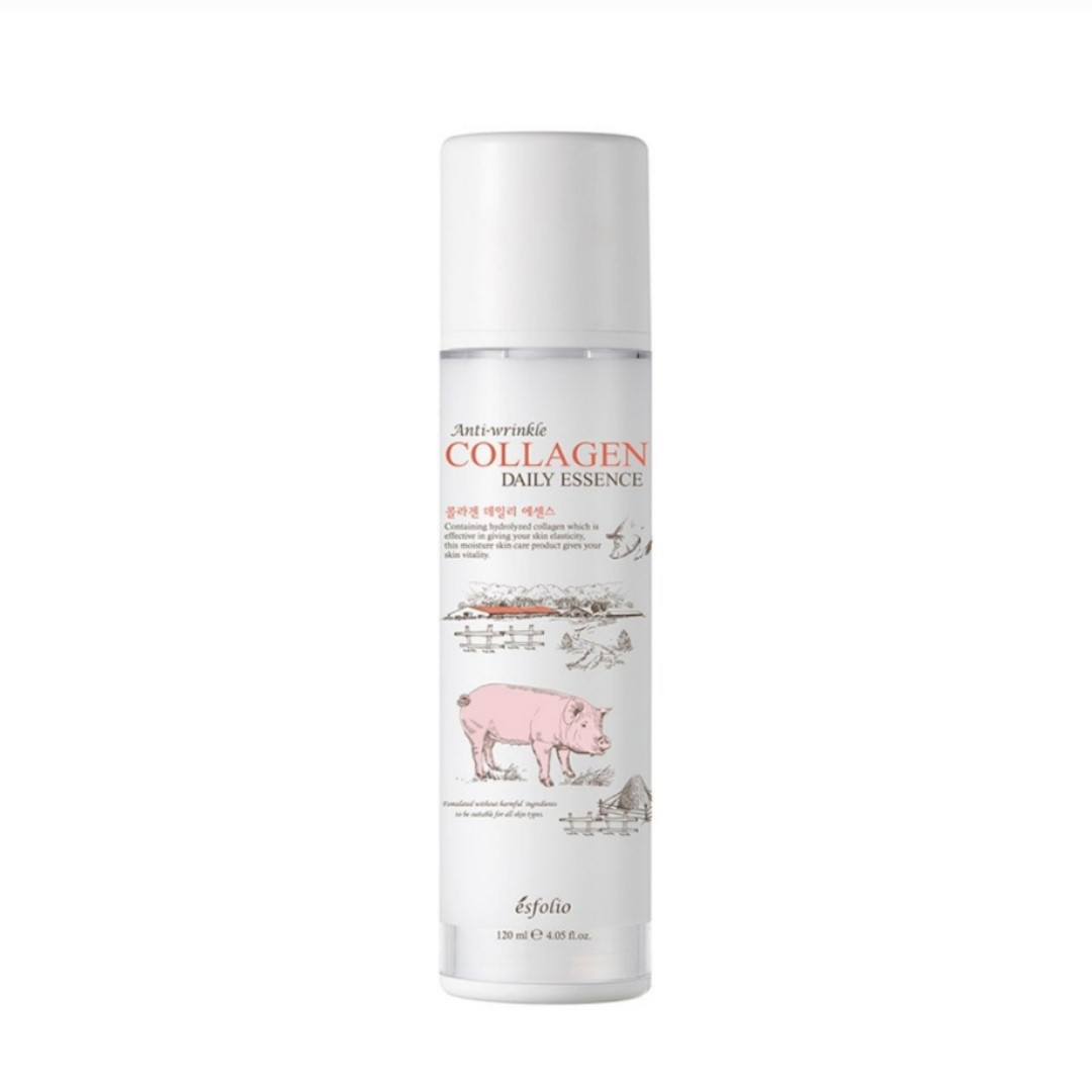 Anti-wrinkle Collagen daily Essence 120 ml