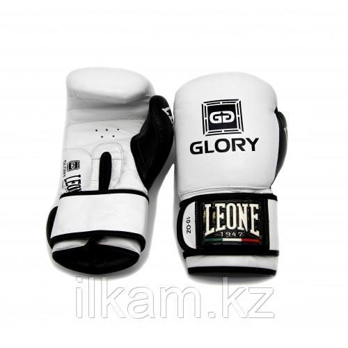 Перчатки для бокса (leone glory)