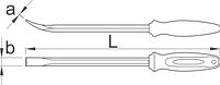 Монтажная лопатка - 300/2C UNIOR, фото 2