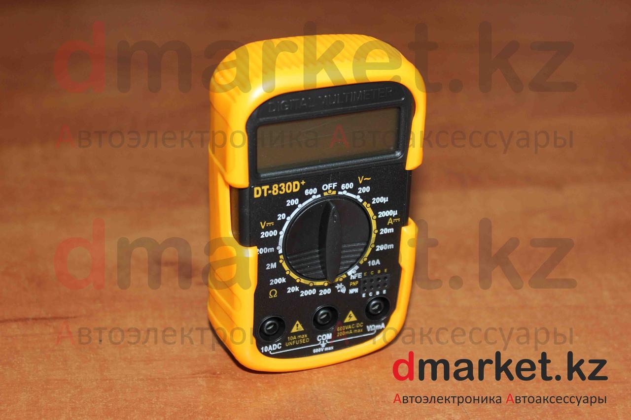 Мультиметр DT-830D+