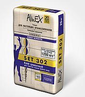 АlinEX клей плиточный Сэт 300 фасовка (25кг)