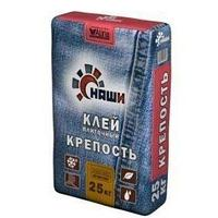 АlinEX НАШИ клей плит Крепость фасовка (25кг)