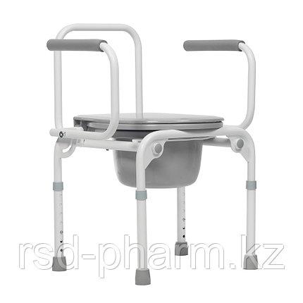 Кресло инвалидное с санитарным оснащением Ortonica TU 3, фото 2