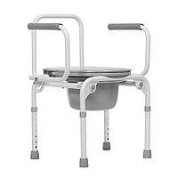 Кресло инвалидное с санитарным оснащением Ortonica TU 3