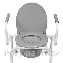 Кресло инвалидное с санитарным оснащением Ortonica TU 3, фото 3