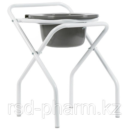 """Кресло-стул инвалидное с санитарным оснащением """"Ortonica"""" TU 6 (складной), фото 2"""