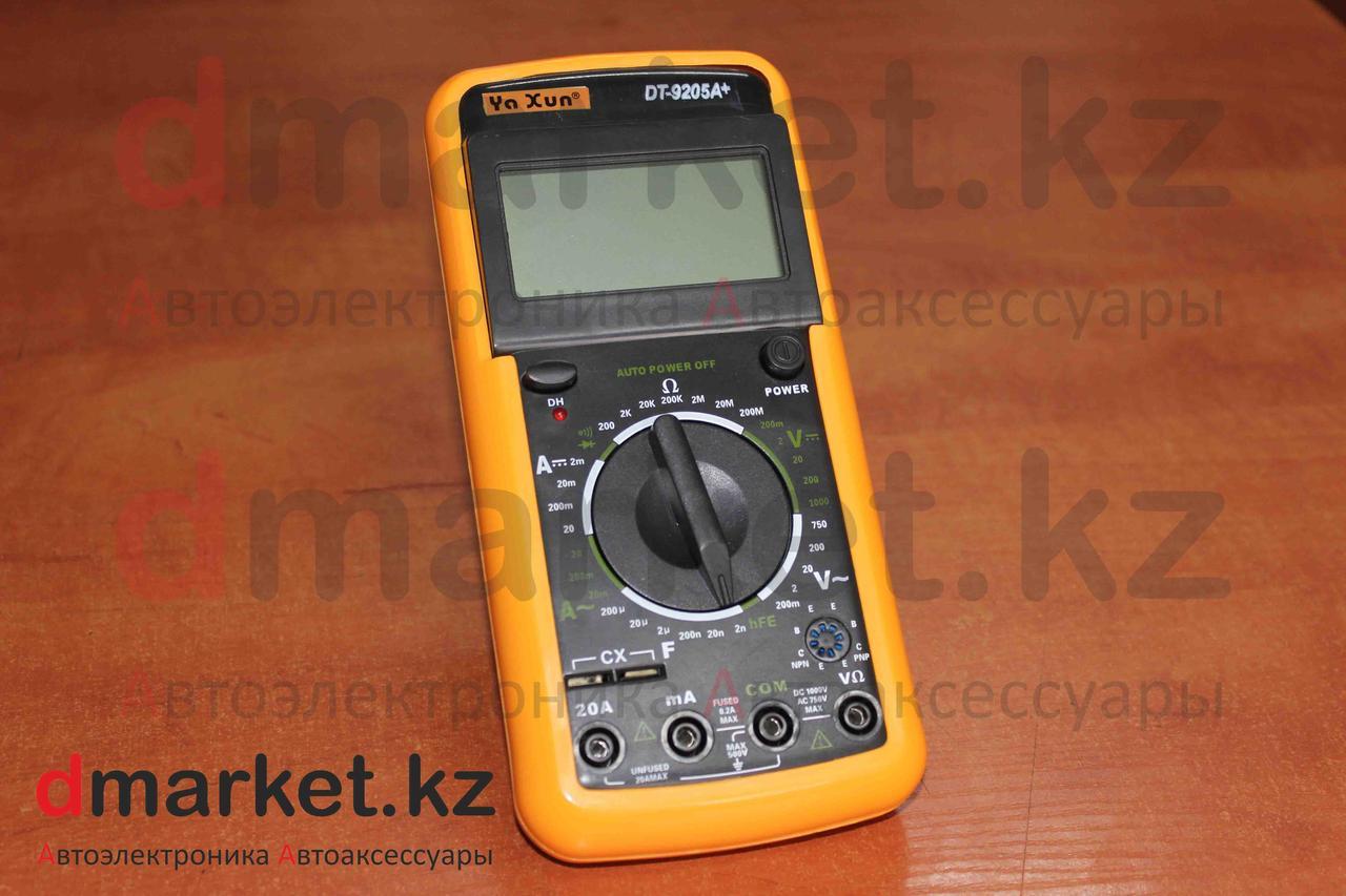 Мультиметр Yaxun DT-9205A+