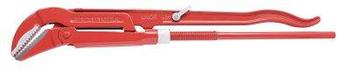Ключ трубный (шведский тип), угол 45°, для безопасной работы на высоте - 481/6-H UNIOR