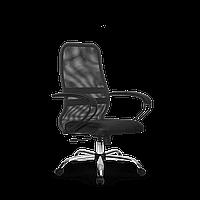 Кресло офисное Метта Su-CP-8 Темно-серый