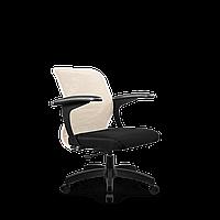 Кресло офисное Метта Su-M-4P Бежевый