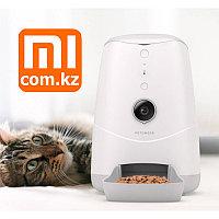 Умная кормушка для кошек и собак Xiaomi PETONEER Smart Pet Feeder, Оригинал.
