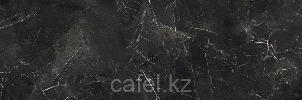 Кафель | Плитка настенная 25х75 Монако | Monaco черный 5