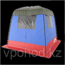 """Влагозащитный тент для  бани/палатки """"Морж"""""""