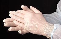 Перчатки медицинские одноразовые