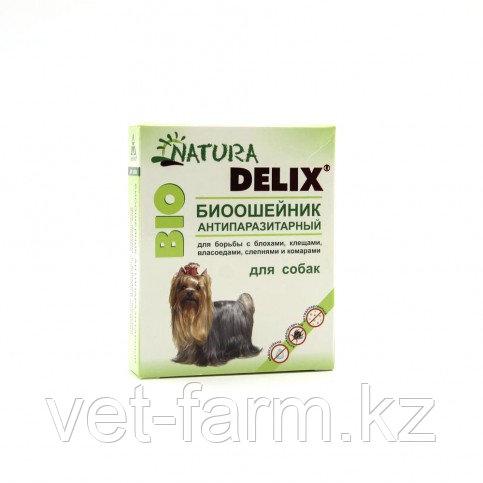 Natura Delix Bio Ошейник Антипаразитарный Для Собак
