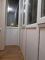 Обшивка балконов недорого