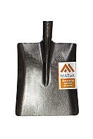 Лопата из рельсовой стали совковая, песочная (тип1)