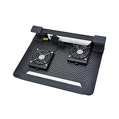 """Система охлаждения Cooler Master NotePal U2 Plus 17"""" Black"""
