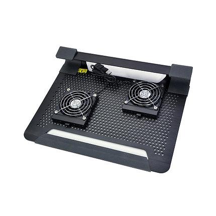 """Система охлаждения Cooler Master NotePal U2 Plus 17"""" Black, фото 2"""