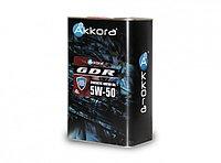 Моторное масло Akkora 5w50 GDR 4L