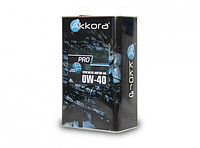 Моторное масло Akkora PRO 0w-40 4L