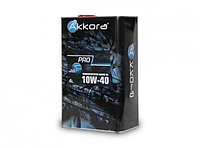 Моторное масло Akkora PRO 10w-40 4L