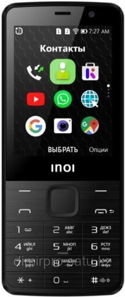 Мобильный телефон INOI 283K черный