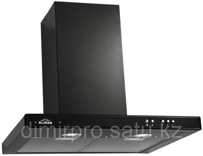 Вытяжка ELIKOR Вента 60П-430-ПЗЛ черный
