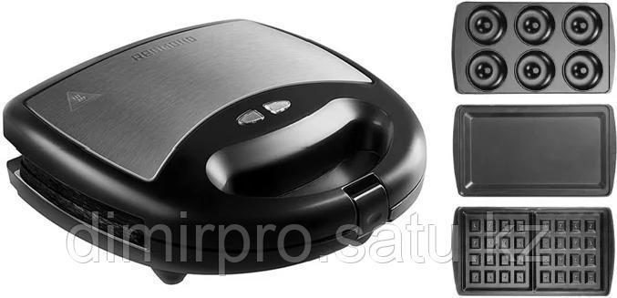 Сэндвичница REDMOND RMB-M605 серебристый