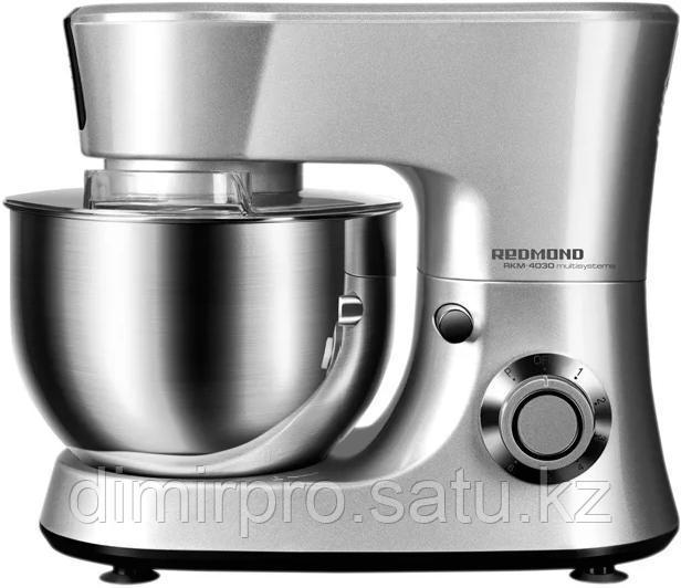 Кухонный комбайн REDMOND RKM-4030 серебристый