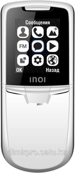 Мобильный телефон INOI 288S серебристый