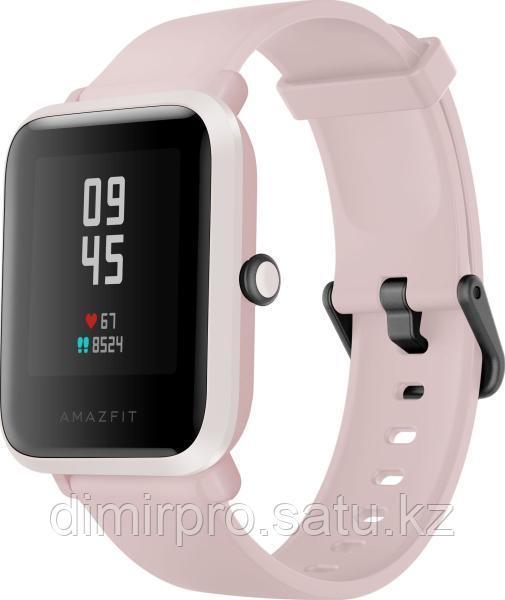 Смарт-часы Xiaomi Amazfit Bip S Pink